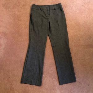 New York & Company Bootcut Dark Grey Pants